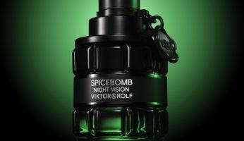 Spicebomb Night Vision EdT BILD: PRNewsfoto/Viktor&Rolf